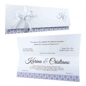 Convite de Casamento C3