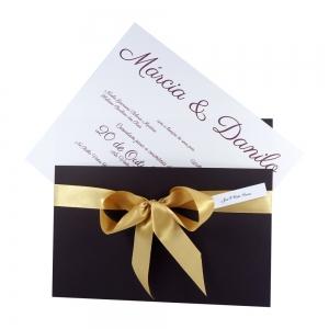 Convite de Casamento C4